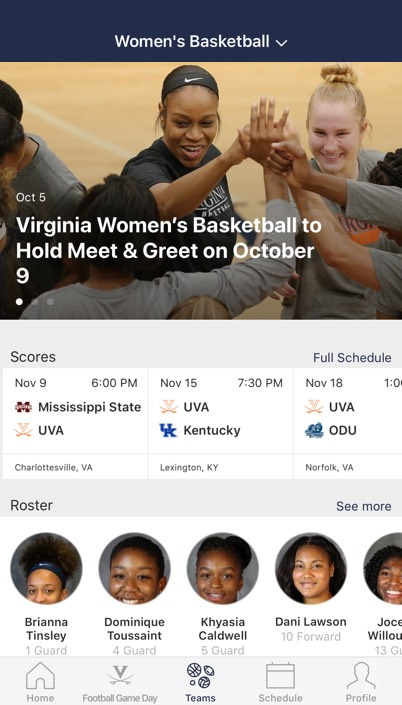 Virginia-Basketball